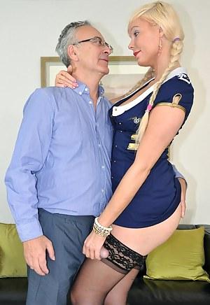 MILF Uniform Porn Pictures