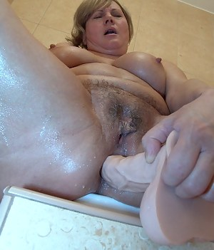 Wet MILF Pussy Porn Pictures